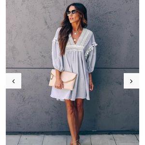 Vici NWT babydoll dress